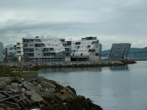 Strandkanten boliger, Tromsø
