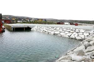 Kai i Kjøllefjord